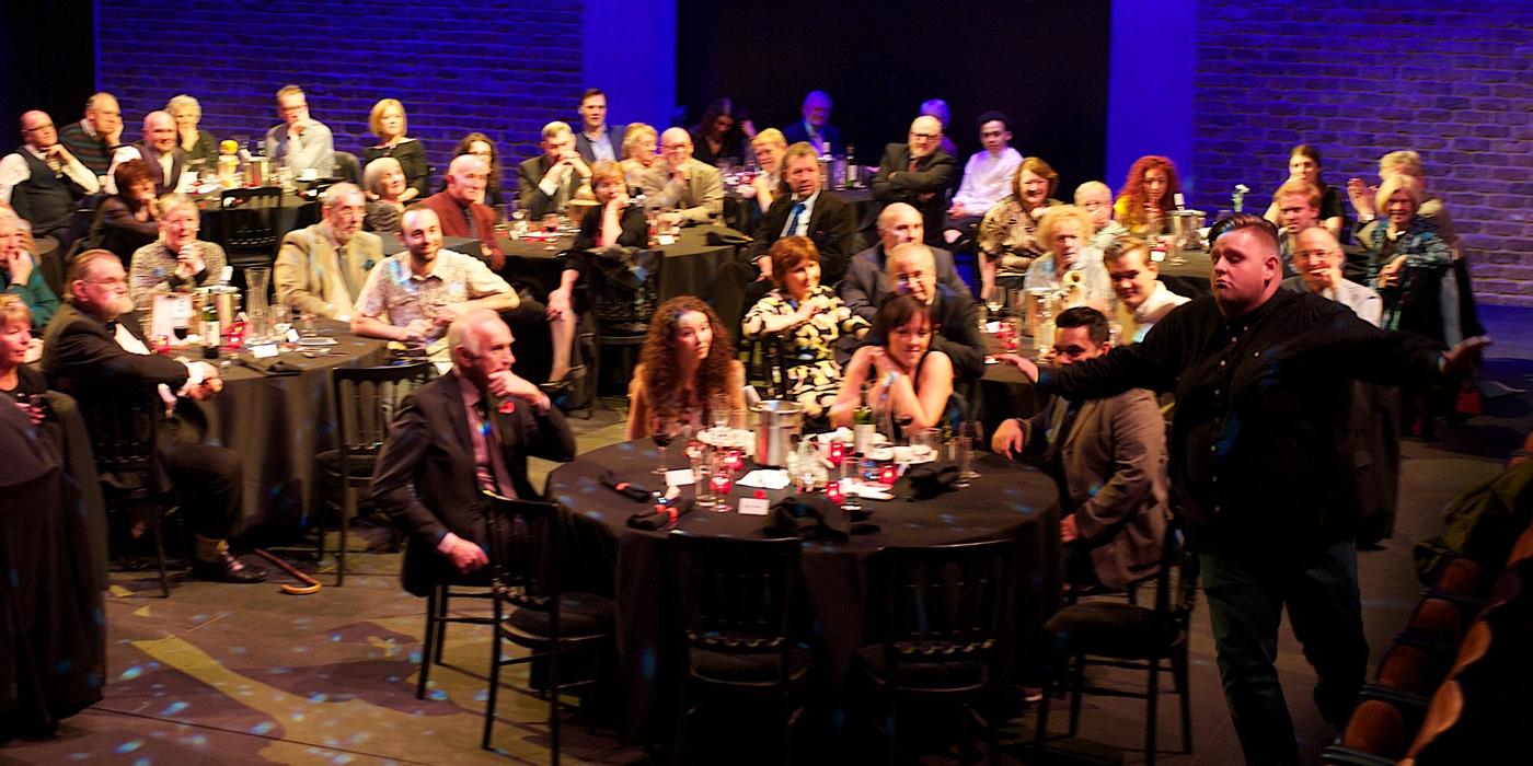 Annual Directors' Dinner 2014 - Lewis Bray
